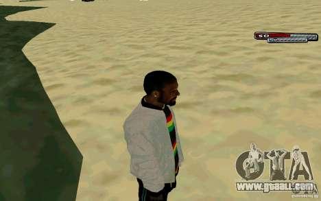 Jamaican HD Skin for GTA San Andreas third screenshot