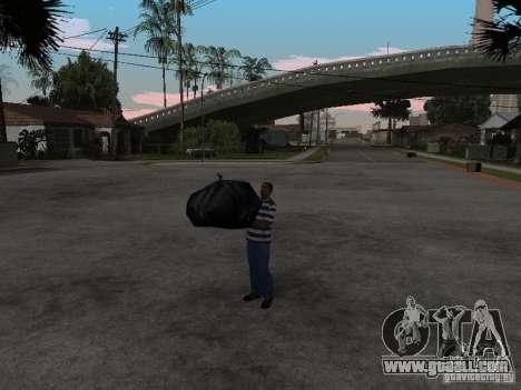 CJ-Kleptomaniac for GTA San Andreas