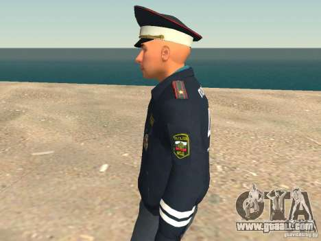 Major DPS for GTA San Andreas fifth screenshot