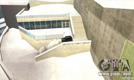 Flights in Liberty City for GTA San Andreas fifth screenshot