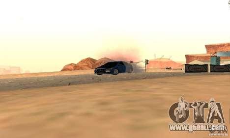 New Drift Zone for GTA San Andreas