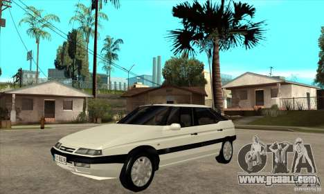 Citroen XM 1992 for GTA San Andreas