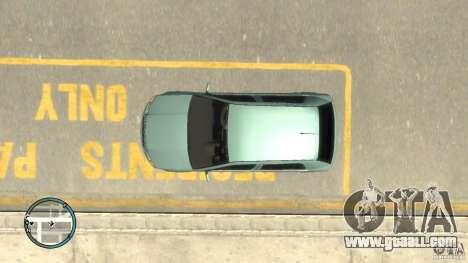 Skoda Fabia for GTA 4 side view