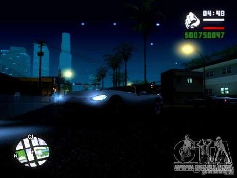 ENBSeries Medium PC for GTA San Andreas