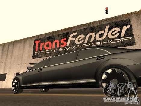 Luxury Wheels Pack for GTA San Andreas forth screenshot