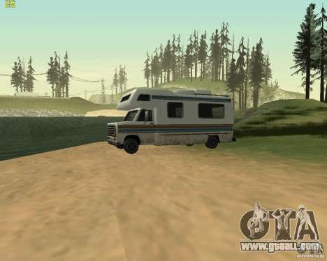 Party on the nature for GTA San Andreas sixth screenshot