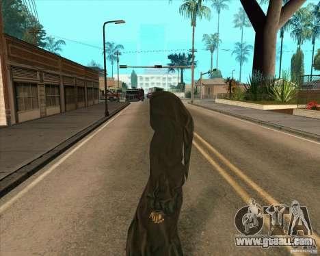 Death for GTA San Andreas third screenshot