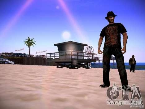 Niko Bellic Reload Beta 0.1 for GTA San Andreas third screenshot
