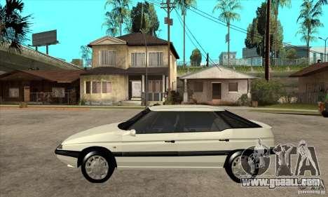 Citroen XM 1992 for GTA San Andreas left view