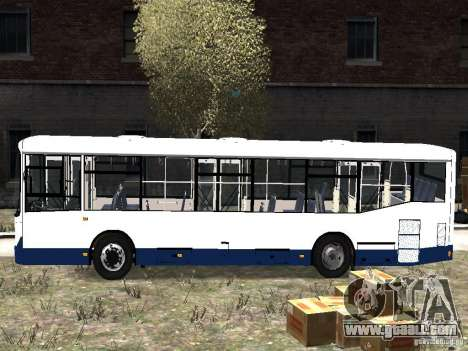 Nefaz-5299 10-15 for GTA 4 left view
