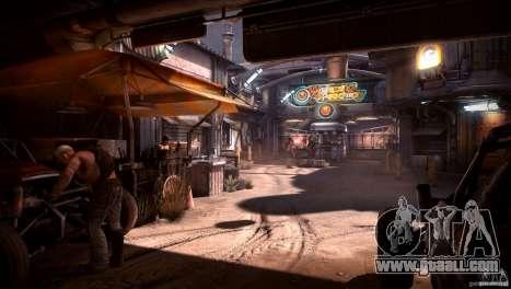 Menus and loading screens RAGE for GTA San Andreas twelth screenshot