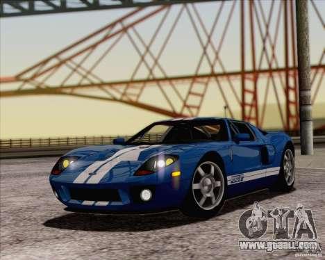 SA_NGGE ENBSeries v1.1 for GTA San Andreas second screenshot