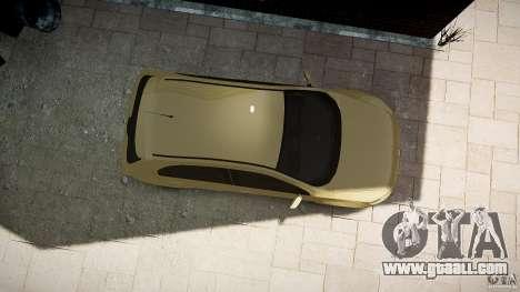 Volkswagen Gol 1.6 Power 2009 for GTA 4 right view
