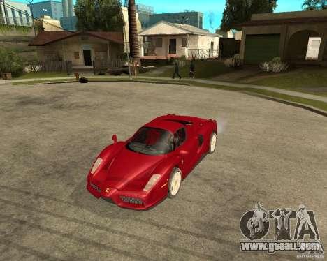 Ferrari Enzo for GTA San Andreas