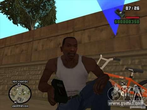 The Detonator for GTA San Andreas third screenshot