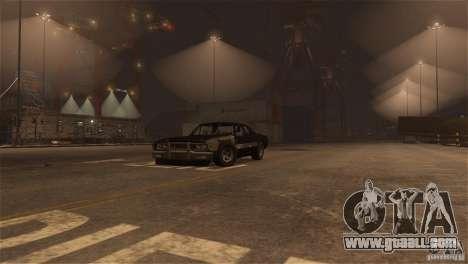 Jupiter Eagleray MK5 v.2 for GTA 4 inner view