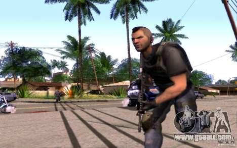 4 A Mctavish (Brazil) for GTA San Andreas second screenshot