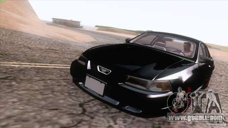 Ford Mustang GT 1999 for GTA San Andreas