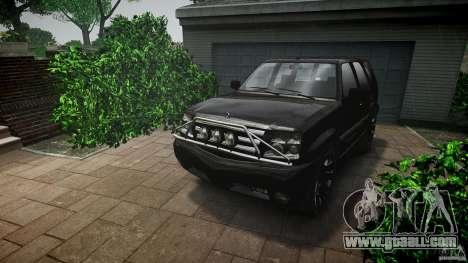Cavalcade FBI car for GTA 4