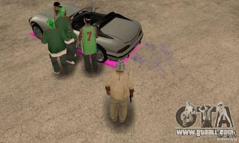SpecDefekty for GTA San Andreas