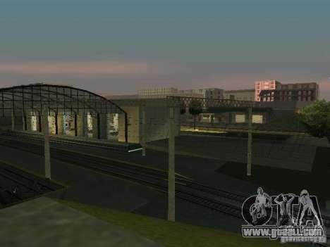 Contact network for GTA San Andreas third screenshot