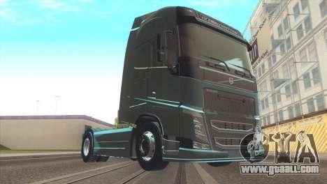 Volvo FH 2013 for GTA San Andreas