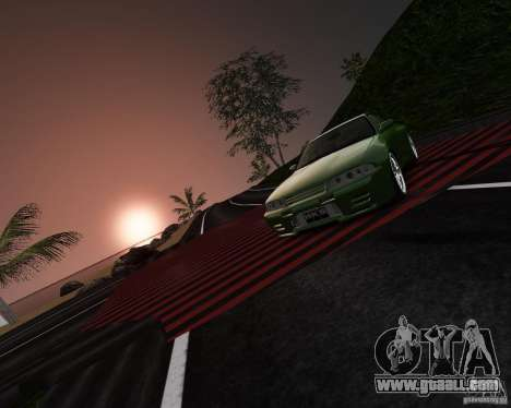 Nissan Skyline R32 GTS-t Veilside for GTA 4 side view