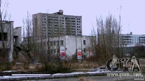Loading screens Chernobyl for GTA San Andreas