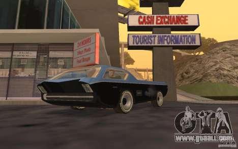 Dodge Deora Concept 1965-1967 for GTA San Andreas