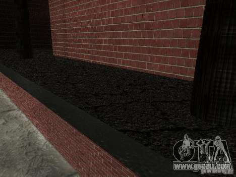 New textures hospital for GTA San Andreas forth screenshot
