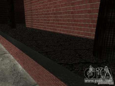 New textures hospital for GTA San Andreas forth screenshot