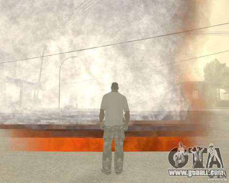 Tornado for GTA San Andreas second screenshot