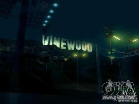 ENBSeries v1 for GTA San Andreas eighth screenshot