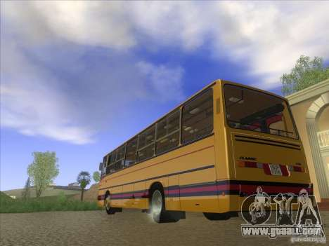 Ikarus 260 32P for GTA San Andreas right view