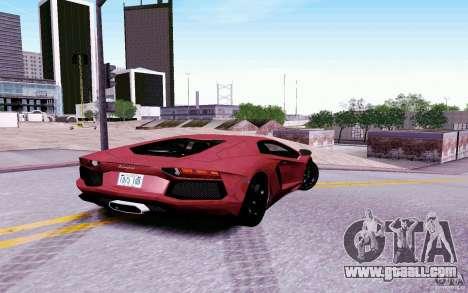 New Graphic by musha v4.0 for GTA San Andreas sixth screenshot