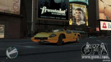 Ferrari P7 for GTA 4