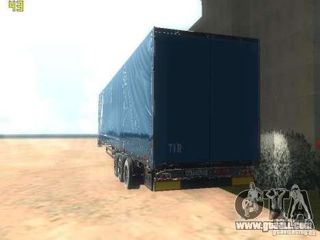 Nefaz-93341 trailer-10-07 for GTA San Andreas back left view