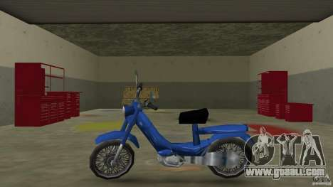 103 SP for GTA Vice City left view