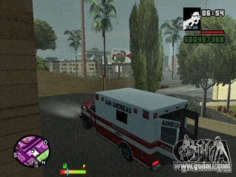 Auto-Repair for GTA San Andreas third screenshot