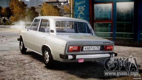 Vaz-21065 1993-2002 v1.0 for GTA 4 back left view