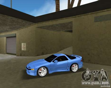 Mitsubishi 3000 GT 1993 for GTA Vice City left view