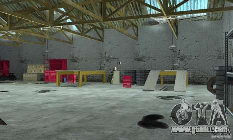 GTA SA Enterable Buildings Mod for GTA San Andreas second screenshot