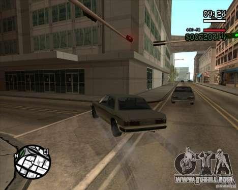 New pragmatic management for GTA San Andreas fifth screenshot