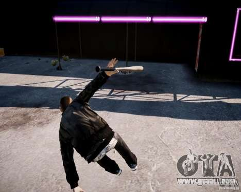 Niko - Hooligan for GTA 4 seventh screenshot