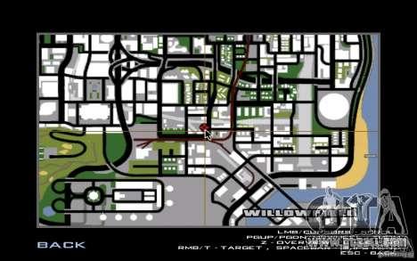 New shop Dixie for GTA San Andreas seventh screenshot