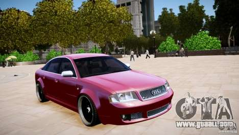 Audi RS6 for GTA 4