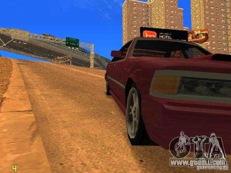 Sentrel Mini Tuning for GTA San Andreas right view