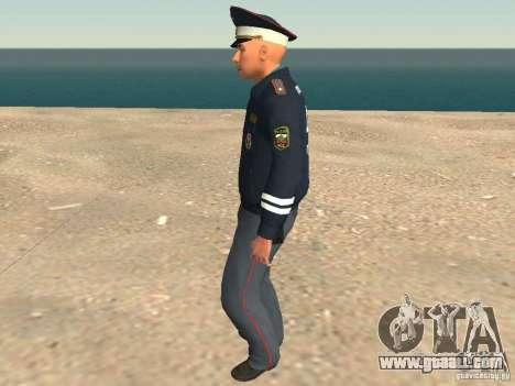 Major DPS for GTA San Andreas third screenshot
