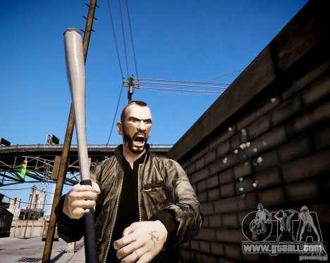 Niko - Hooligan for GTA 4 sixth screenshot