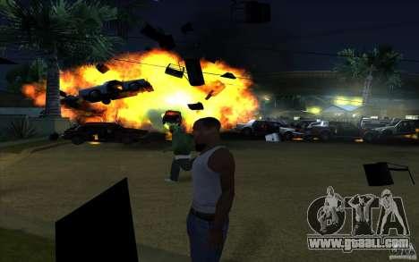 Drawing for GTA San Andreas third screenshot